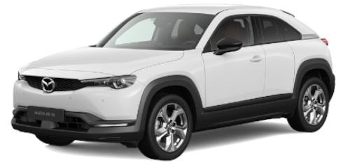 100% electrique Nouveau Mazda MX-30