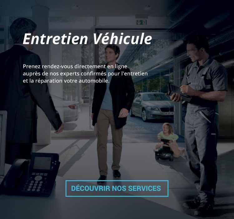 Entretenir votre véhicule